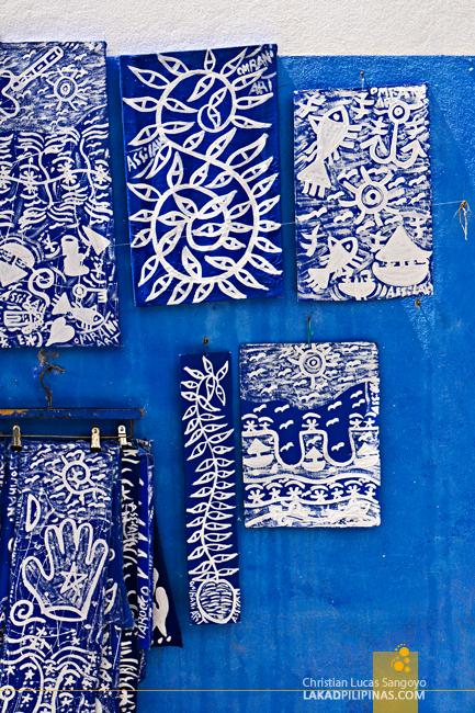 Asilah Medina Morocco Artworks