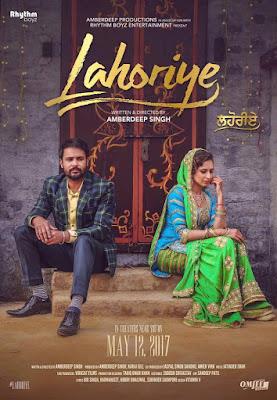 Lahoriye 2017 Punjabi WEB HDRip 480p 400Mb