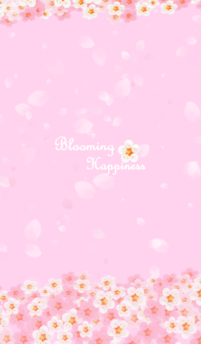 Blooming Happiness
