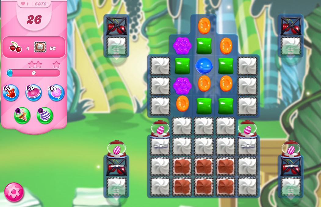 Candy Crush Saga level 6373