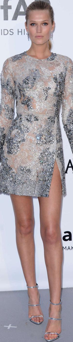 Toni Garrn 2016 amfAR Gala Cannes