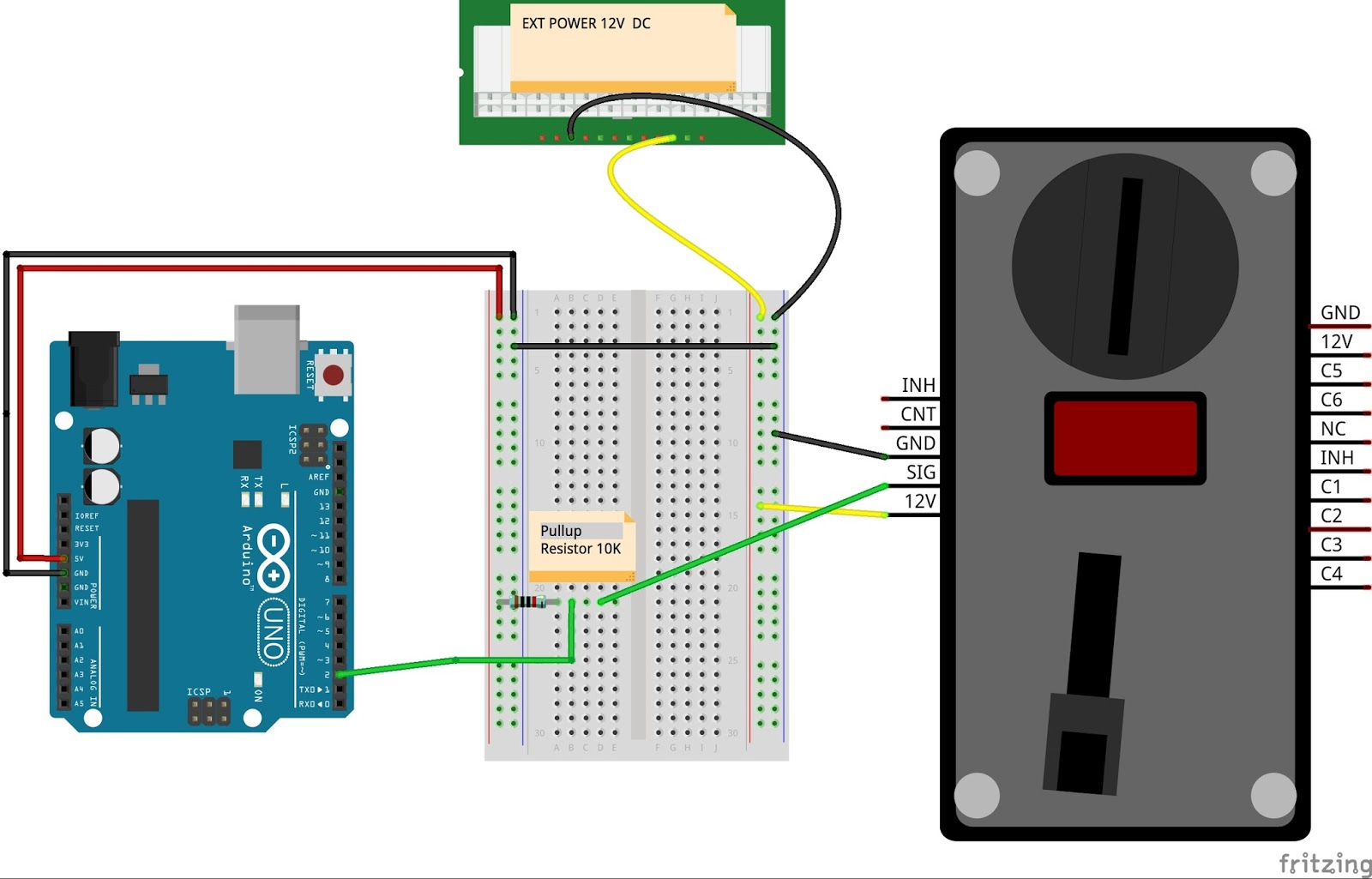 Coin Acceptor with Arduino Programming Tutorial