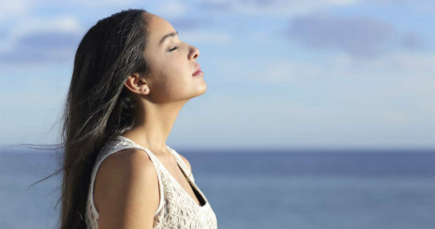 Ако човек не диша правилно, то дъхът му мирише лошо, потта му - също