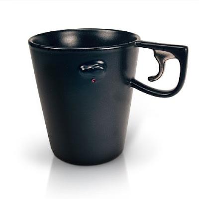 Diseños muy creativo de taza con forma de gatillo de pistola