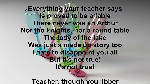 Teacher Song Lyrics