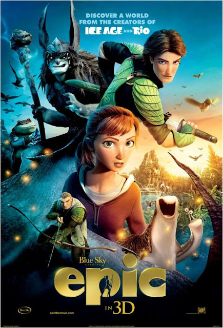 free download epic  3d  movie 2013