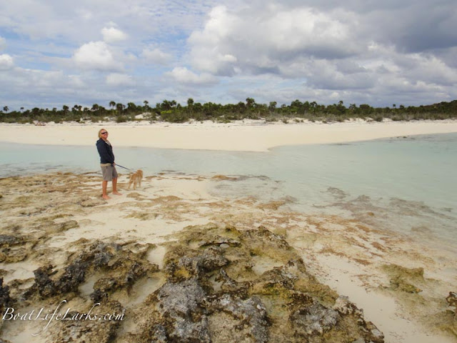 Loyalist Beach, Warderick Wells, Exuma Land and Sea Park, Bahamas