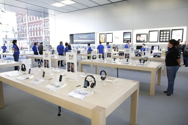 Lojas Apple em Miami - Eletronicos
