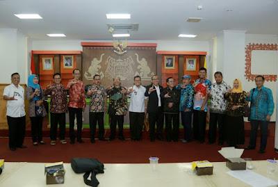 DPRD Yogyakarta Kunjungi Lampung, Pelajari Sejarah Transmigrasi