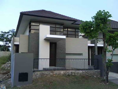 A Minimalist Architecture Tropic Home residence In Indonesia |Home - Indonesia Modern House Design