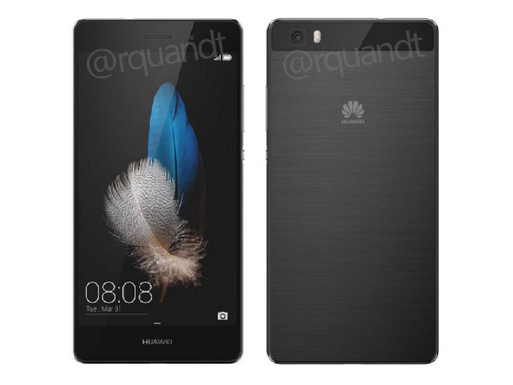 Alleged Huawei P8 Lite Specs and Renders Leaked!