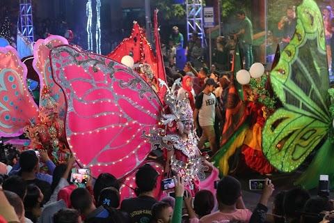 Gemerlap Internasional Semarang Night Carnival 2018