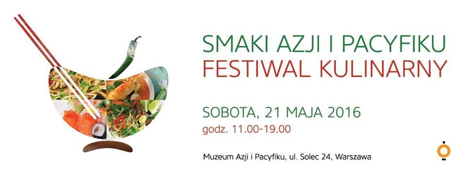 Festiwal Ze Smakiem Azji I Pacyfiku Ale Piękny świat