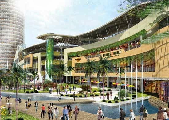 Bintaro Xchange Mall di Jakarta