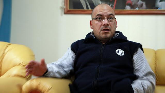 #Alerta Sergio Souto de la @uommoron declara la emergencia productiva y comercial en #Morón