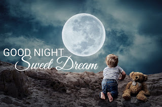 Cute Good Night Sweet Dream Wallpaper