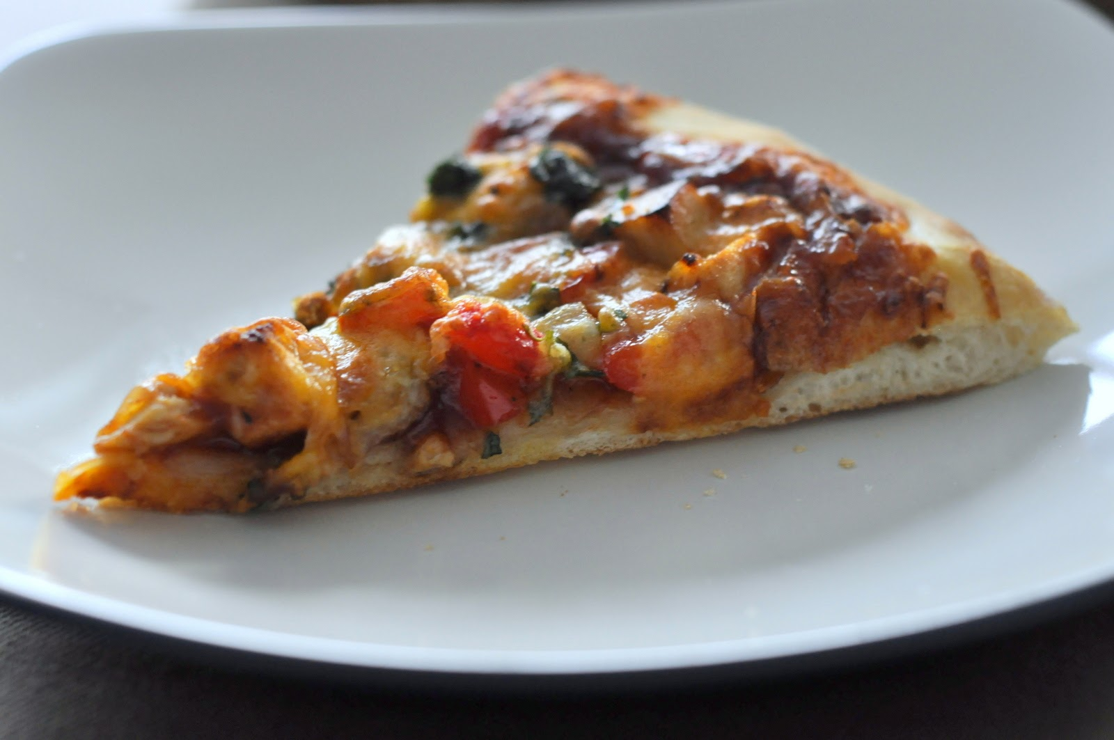 Barbecue Chicken Pizza | Taste As You Go