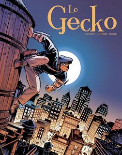 Le Gecko aux éditions Akileos