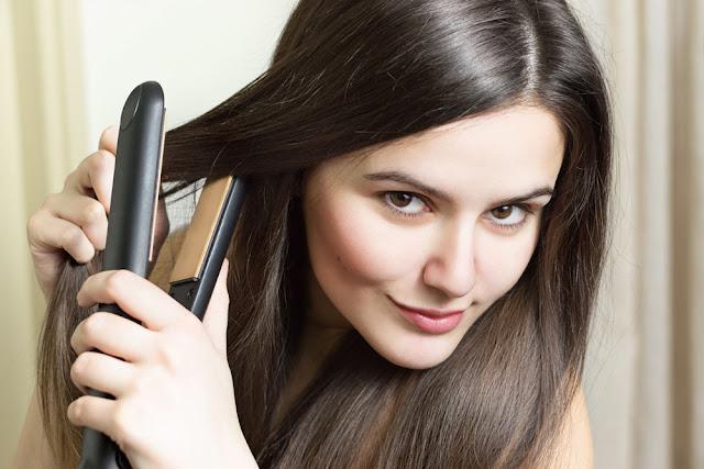 Cara Mencatok Rambut Yan Baik dan Benar serta lurus lebih lama