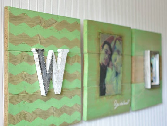 How To Build Pallet Wall Art