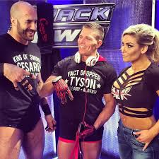 Tyson Kidd Injury Joe Samoa Cesaro Dark Match Spine Raw