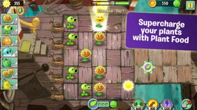 Game Permainan Terbaru Plants vs Zombies 2 versi Mobile
