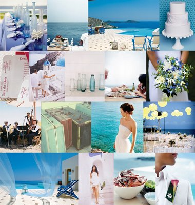Destination Wedding In Greece An Inspiration Board