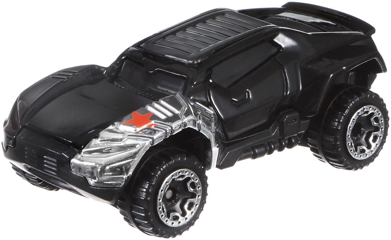 Infinite Earths: New Hot Wheels Civil War Cars Announced