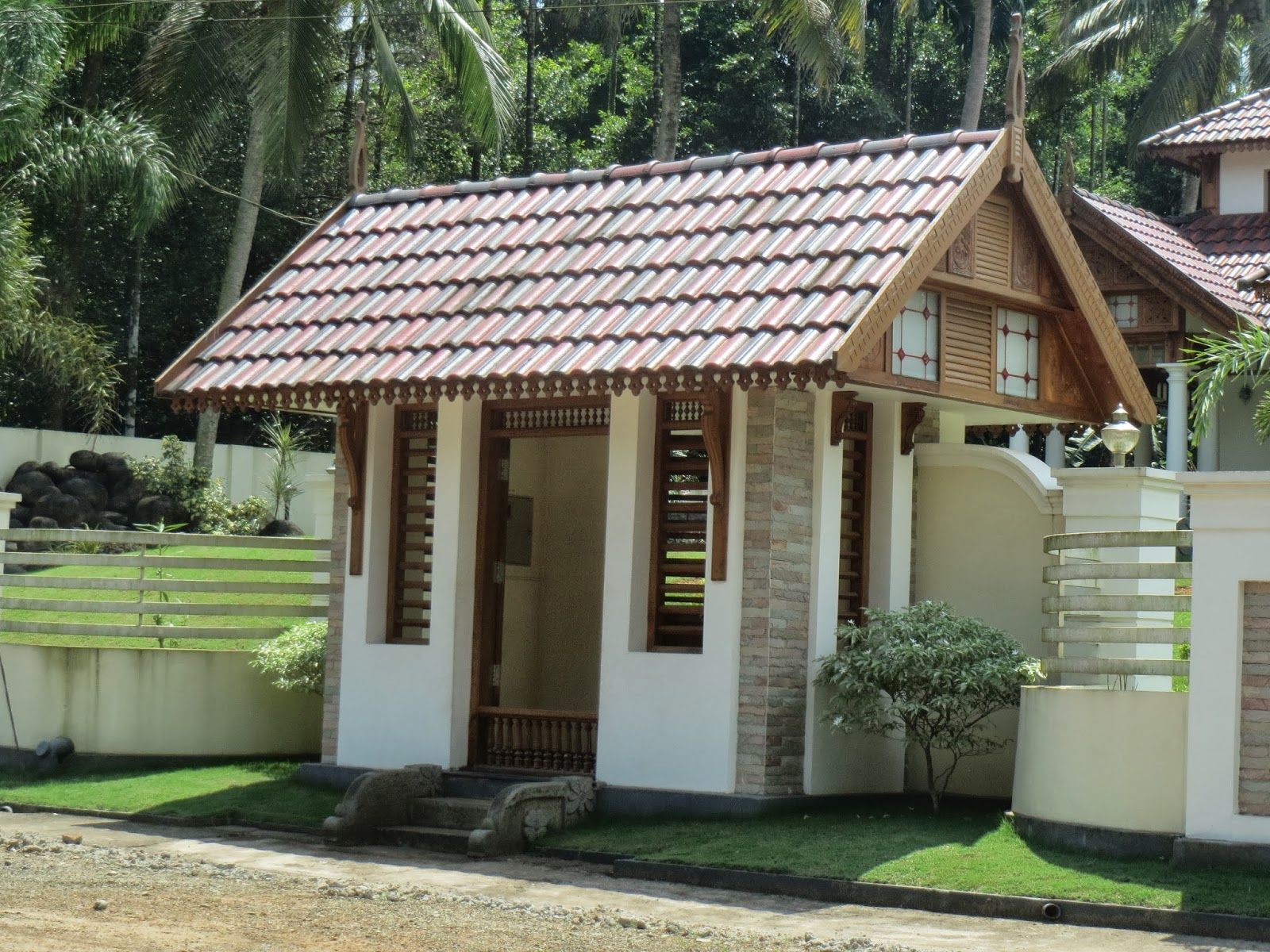 Gate Designs: Wall And Gate Designs In Kerala