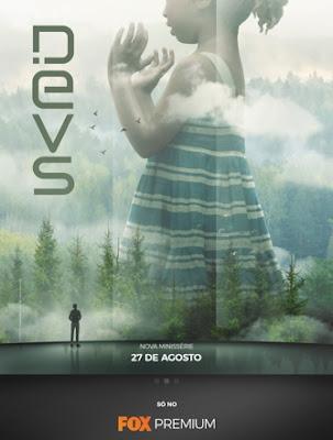 DEVS | Thriller de ficção científica criado por Alex Garland