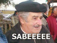 "Pepe Mujica ""Sabeeee"""