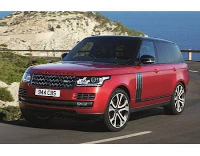 Review dan Harga Range Rover Terbaru