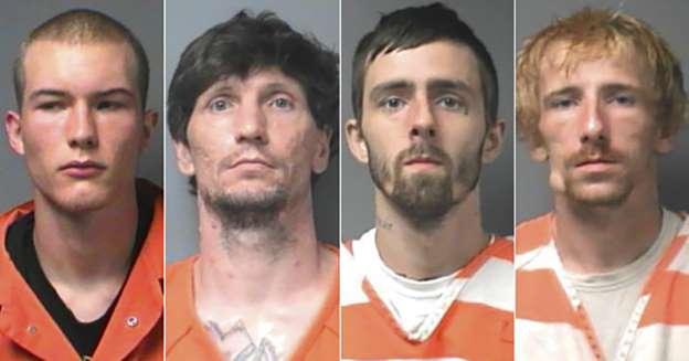 12 inmates make Alabama jailbreak