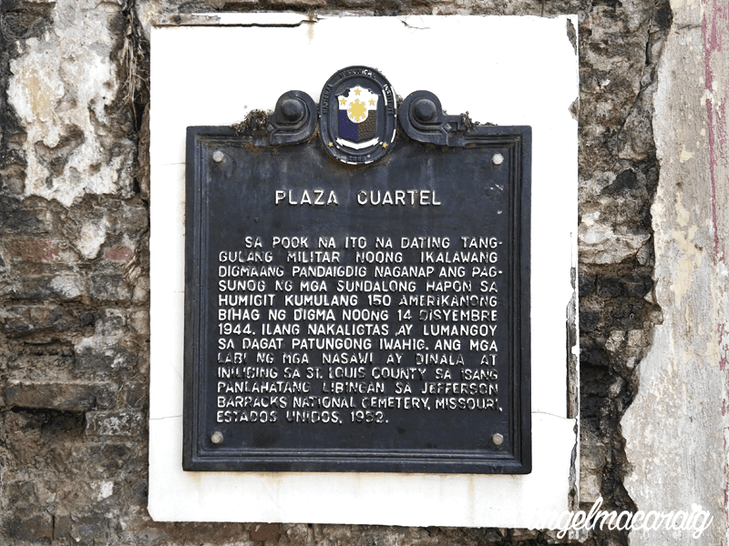 About New Plaza Cuartel