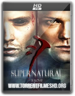 Supernatural 11ª Temporada Torrent