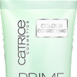 Beleza: Prime and Fine Anti-Red Base (Catrice)