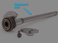 Pengertian Dan Jenis-Jenis Poros Pada Elemen Mesin