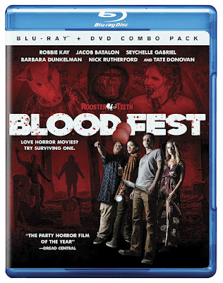Blood Fest 2018 Blu Ray