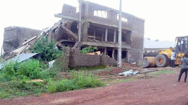rccg structure demolished abeokuta