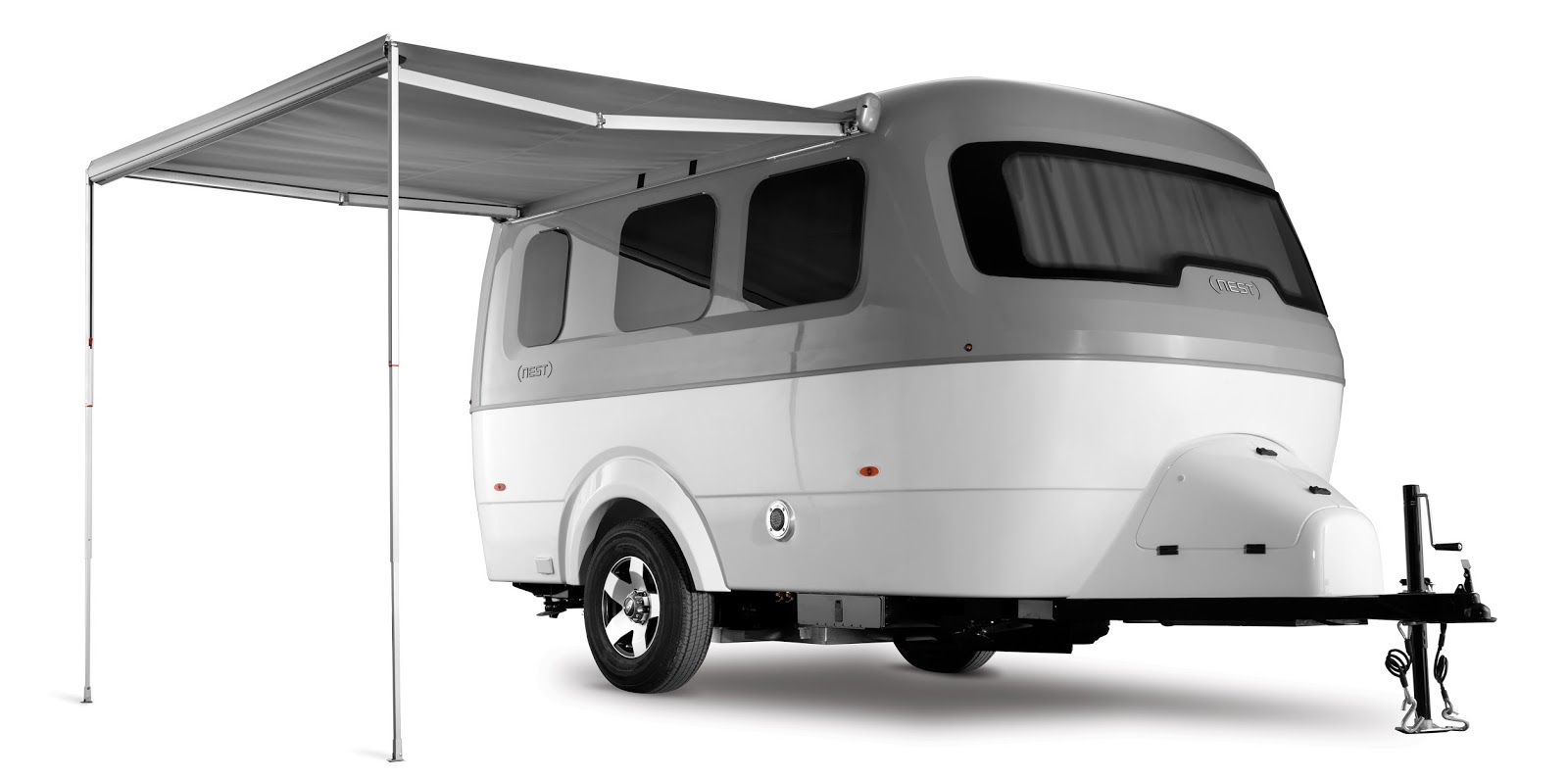 Airstream welcomes the Nest to iconic travel trailer family - Gr8LakesCamper