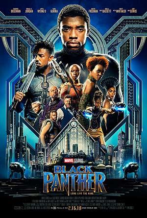 Cartaz Pantera Negra