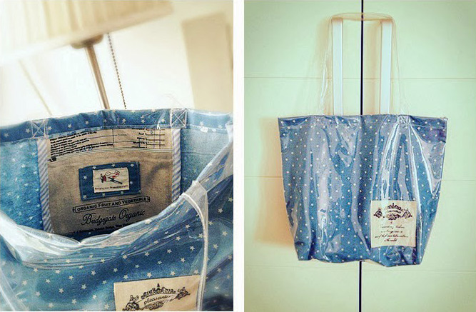 Waterproof Tote Bag Tutorial