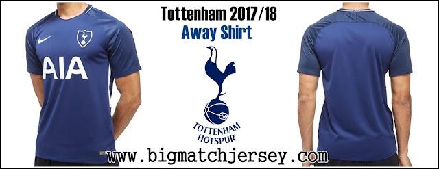 Nike Tottenham Hotspur 2017-18 Away Shirt
