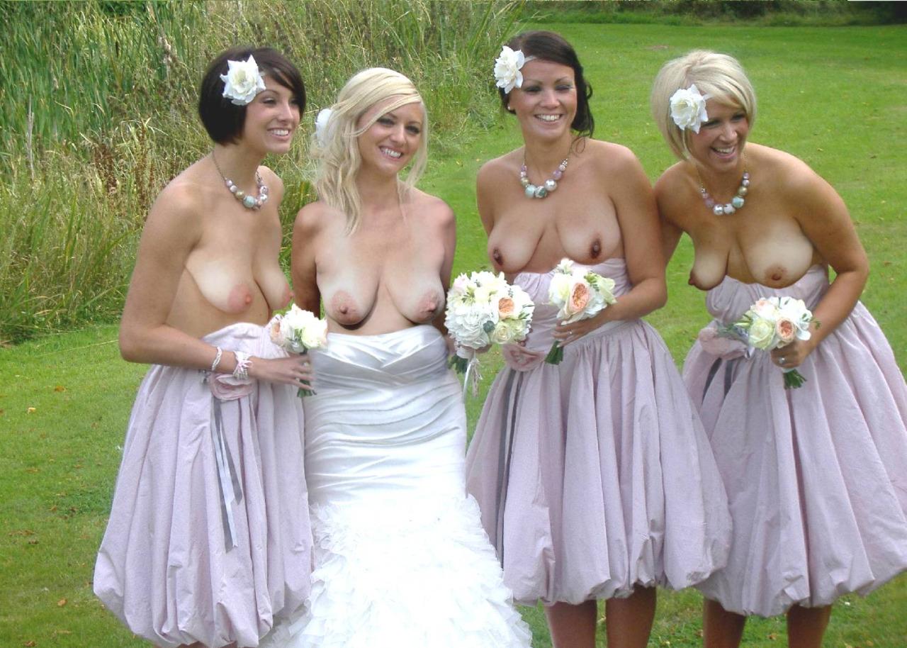 случае телки голые на свадьбе непрекращающуюся мыслительную рябь