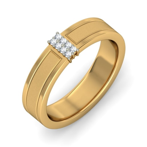 Cheap Wedding Rings Sets Yellow Gold
