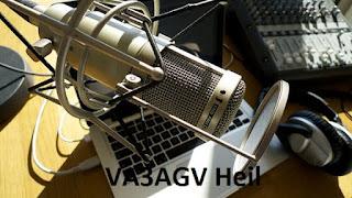 VA3AGV Heil microphones