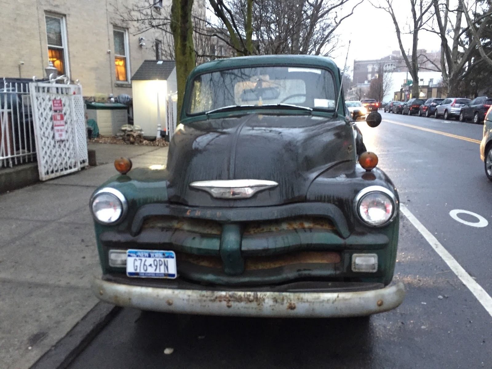 NYC Hoopties - Whips Rides Buckets Junkers and Clunkers: Very ...