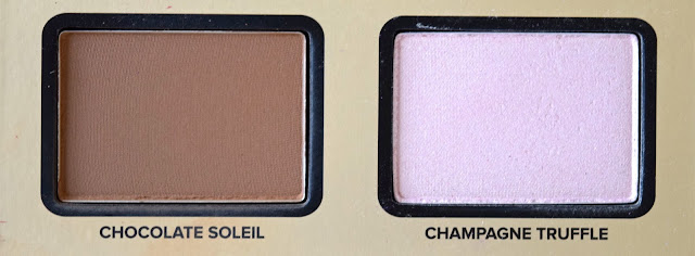 a picture of Too Faced Chocolate Soleil Bronzer, Champagne Truffle Highlighter