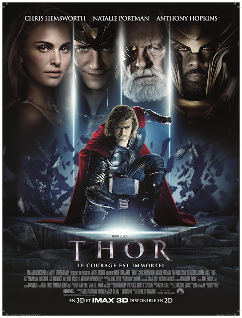 Download Film Thor (2011) BluRay Subtitle Indonesia