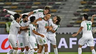 اهداف لعبة مباراة العراق واليمن اليوم 9/1/2019 Yemen vs Iraq علي قناة beIN Sports MAX HD1 Live